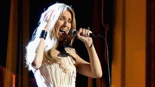 Céline Dion à Beverly Hills en janvier 2014  (Jason Merritt / GETTY IMAGES NORTH AMERICA / AFP)