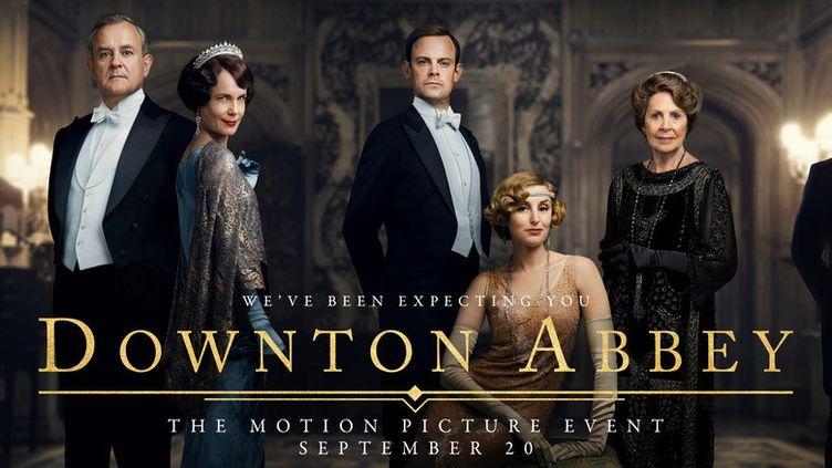 Affiche du premier film Downton Abbey de Michael Engleren 2019 (ALLOCINE)