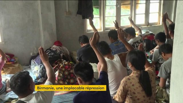 Birmanie : la répression s'intensifie contre les manifestants un mois après le coup d'État