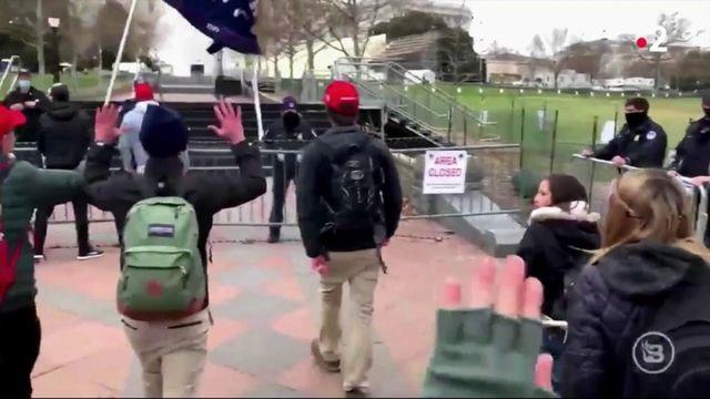 États-Unis : y a-t-il eu une faille sécuritaire au Capitole ?