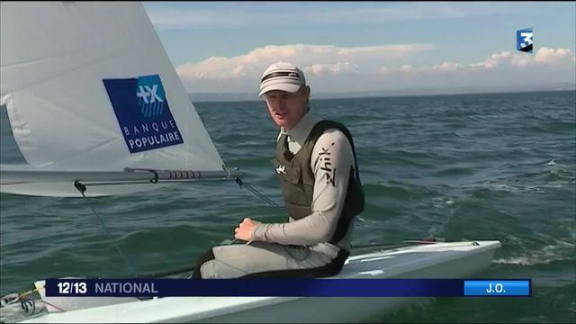 Jeux Olympiques : Jean-Baptiste Bernaz, un grand espoir de médaille français