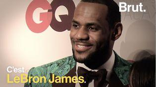 VIDEO. On vous raconte l'histoire de LeBron James (BRUT)