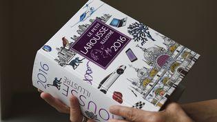 Le Petit Larousse illustré contient plus de 63 500 mots. (ERIC FEFERBERG / AFP)
