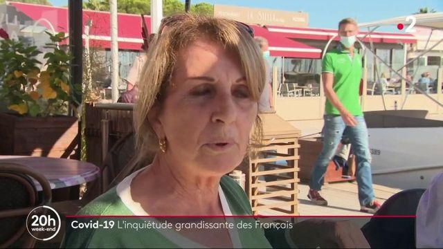 Crise sanitaire : devant la propagation du Covid-19, les Français s'inquiètent