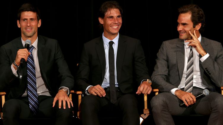 Rafael Nadal et Roger Federer sont réélus au conseil des joueurs  (MATTHEW STOCKMAN / GETTY IMAGES NORTH AMERICA)