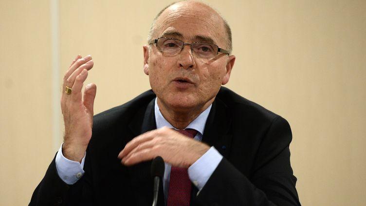 Le procureur Brice Robin, le 11 juin 2015, à Paris. (STEPHANE DE SAKUTIN / AFP)