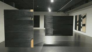La ville Du Creusot en saône-et-Loire organise une exposition consacrée à Pierre Soulages, le maîter de l'ombre et de la lumière  (France 3)