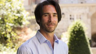 L'écrivain Paul Greveillac (Francesca Mantovani @ Editions Gallimard)