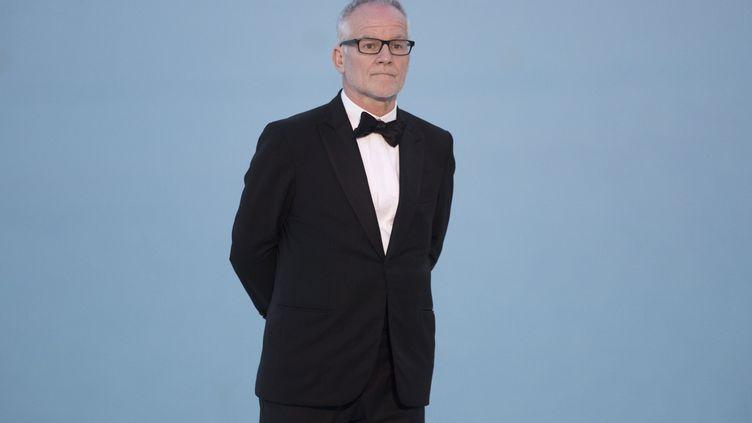 Le directeur délégué du Festival de Cannes Thierry Frémaux en 2018. (SYSPEO/SIPA)