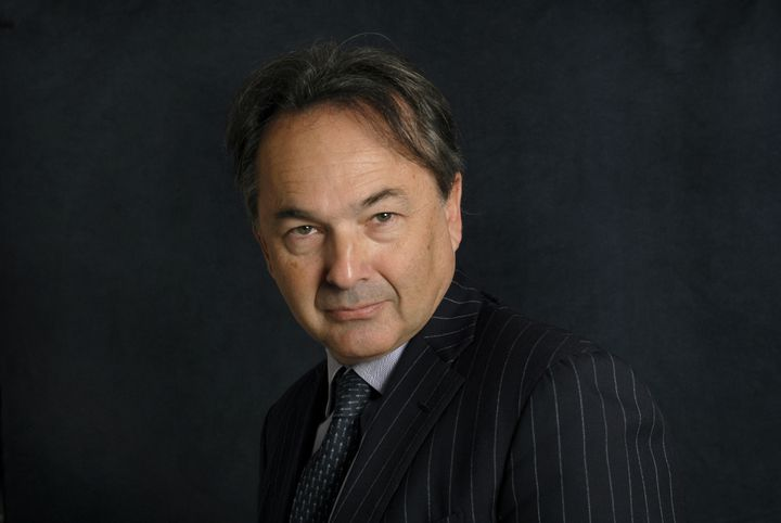 Gilles Kepel, à Paris, en 2012. (ULF ANDERSEN)