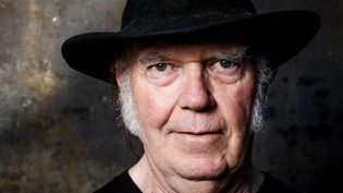 Neil Young le 18 mai 2016 en Californie.  (RICH FURY/AP/SIPA)