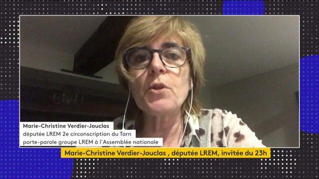 Coronavirus : députée LREM, Marie-Christine Verdier-Jouclas ne croit pas en un futur déconfinement