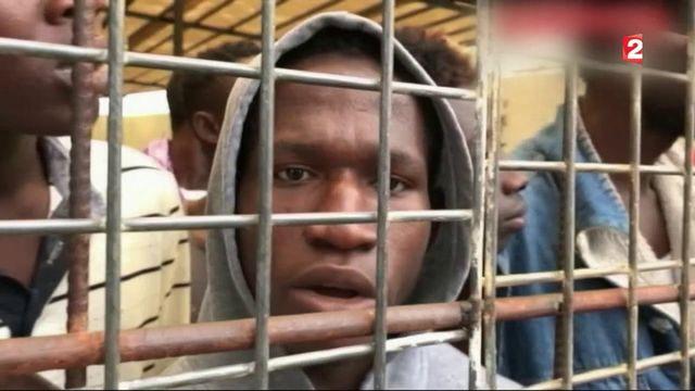 Esclavage en Libye : indignation internationale