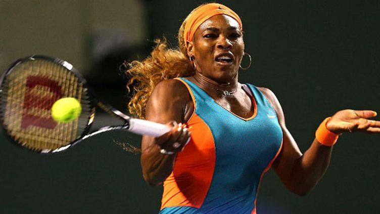 La N.1 mondiale Serena Williams