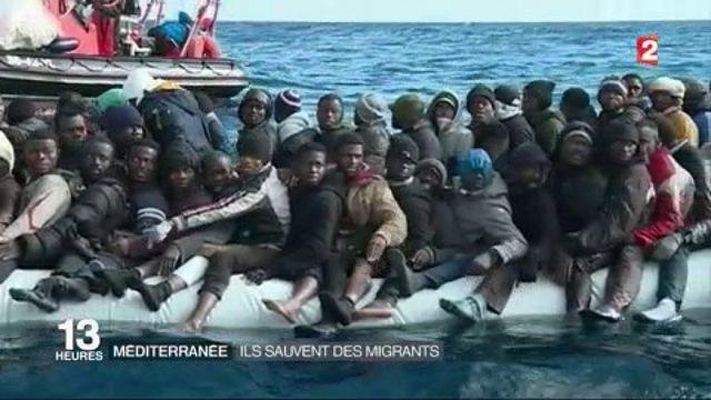 L'Aquarius, le bateau qui sauve les migrants