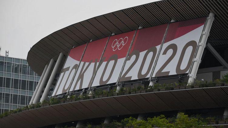 Les Jeux olympiques de Tokyo se dérouleront sans spectateurs pour la première fois de l'histoire. (KAZUHIRO NOGI / AFP)