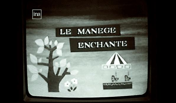 D'abord en noir et blanc...  (France 3)