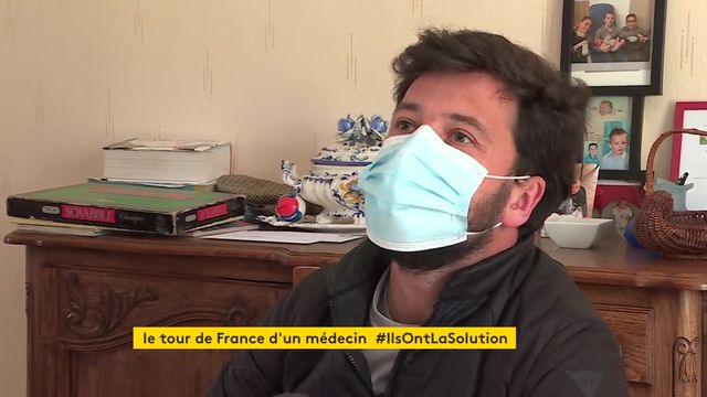 Le tour de France d'un médecin