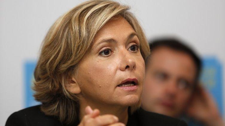 Valérie Pécresse, le 6 octobre 2015. (FLORIAN DAVID / AFP)