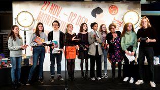 Le jury des Pépites pour le Roman ado 2019 (SLPJ 2019)