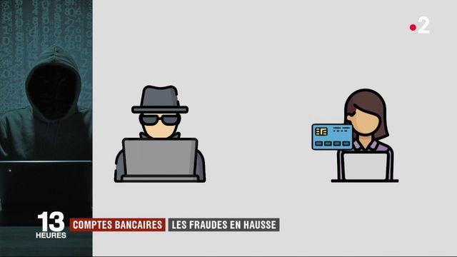 Comptes bancaires : les débits frauduleux sont en forte hausse