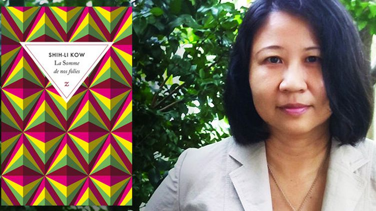 """Shih-Li-Kow, auteure de """"La somme de nos folies"""" (Zulma, 2018)  (DR)"""