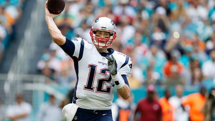 Tom Brady (MICHAEL REAVES / GETTY IMAGES NORTH AMERICA)