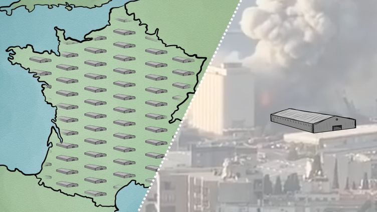L'explosion de Beyrouth pourrait-elle se produire en France ? (Nicolas Dewit, Radio France)