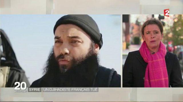 Syrie : un jihadiste français haut gradé tué