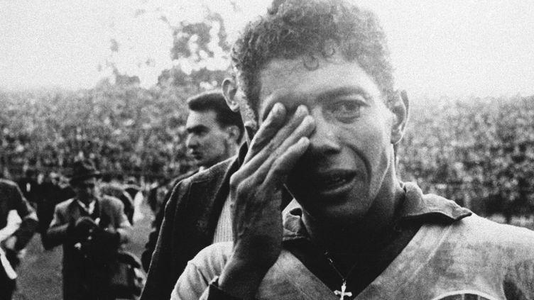 Amarildo, star du Brésil 1962 (REGINALDO MANENTE / ESTADAO CONTEUDO)
