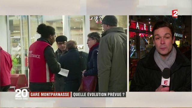 SNCF : quelle est l'évolution prévue à la gare Montparnasse ?