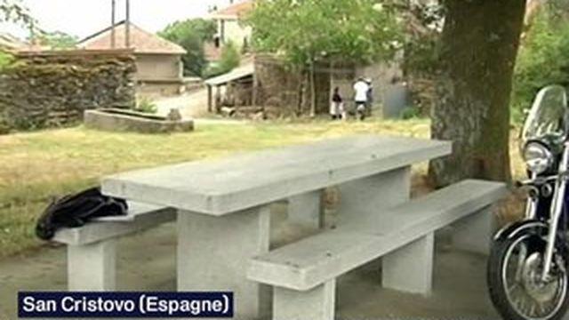 Espagne : une mairie installe une table de pique-nique à la place d'un cimetière préhistorique