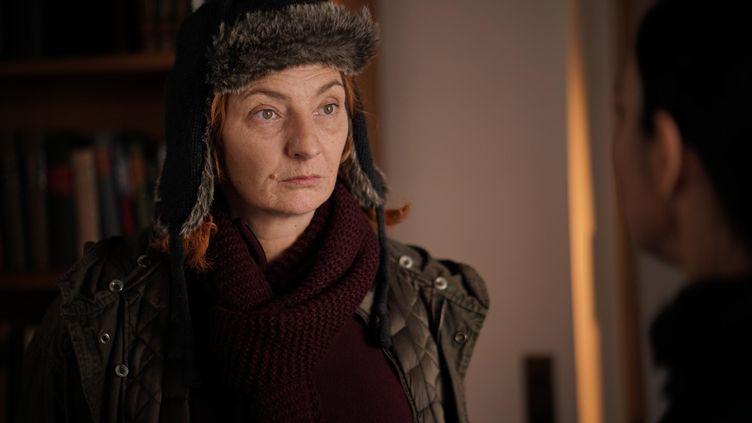 """Corinne Masiero dans la série """"Capitaine Marleau"""". (FRANCE 3)"""