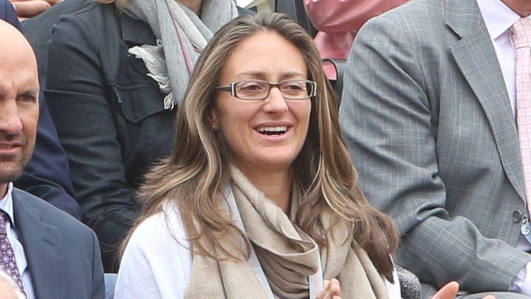 Mary Pierce a été nommée capitaine adjointe de Yannick Noah (CHRISTOPHE CLOVIS / MAXPPP)