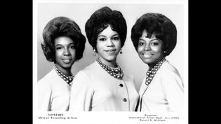 The Supremes, 1960. (GETTY IMAGES)