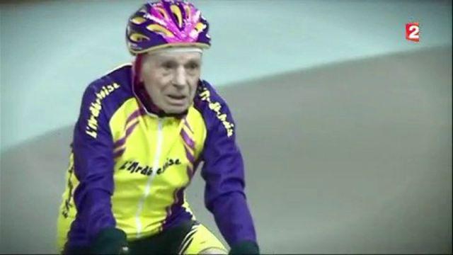 Robert Marchand : l'exploit à 105 ans