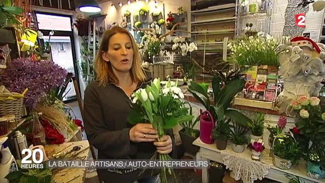 Auto-entrepreneurs : les artisans dénoncent une concurrence déloyale