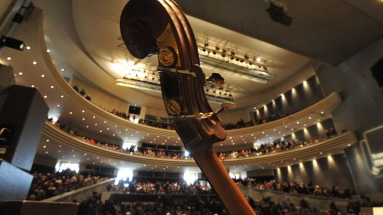 La musqiue classique dans tous ses états à la Folle journée de Nantes.  (Franck Perry/AFP)