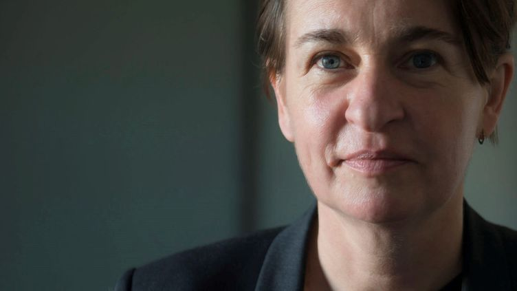 La romancière Céline Minard  (Elizabeth Carecchio)