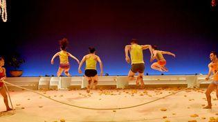 Les 4 Saisons par le ballet Preljocaj Junior  (Jean-Claude Carbonne)