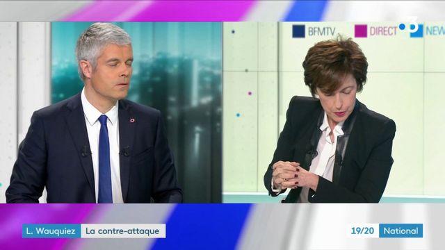 Laurent Wauquiez : La contre-attaque