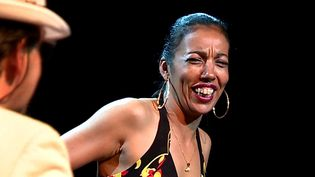 El duende, un spectacle original qui mêle poésie tsigane et flamenco, amteurs et professionnels.  (France 3 Culturebox)