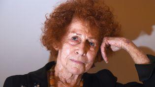 Marcelile Loridan-Ivens est décédée le mardi 18 septembre 2018 à l'âge de 90 ans. (DOMINIQUE FAGET / AFP)
