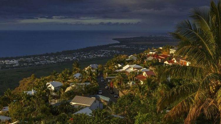 Bellemène-Saint-Paul sur la côte nord-ouest de l'île de La Réunion. (SPANI ARNAUD / HEMIS.FR / HEMIS)