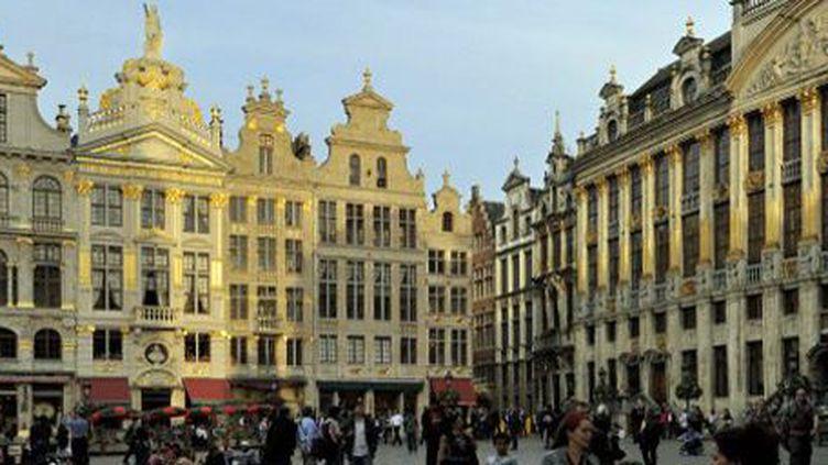 La Grand-Place, au cœur de Bruxelles (AFP - Only France - Only World - Tripelon-Jarry)