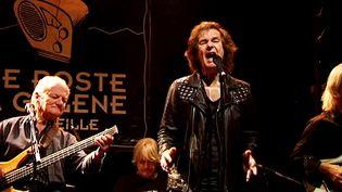 The Zombies sur scène à Marseille  (France 3 / Culturebox)
