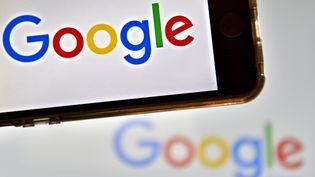 logo Google, 26 décembre 2016, France (LOIC VENANCE / AFP)