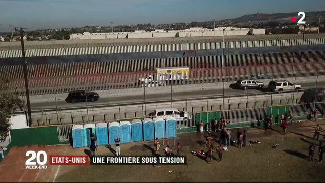 États-Unis : une frontière sous tension