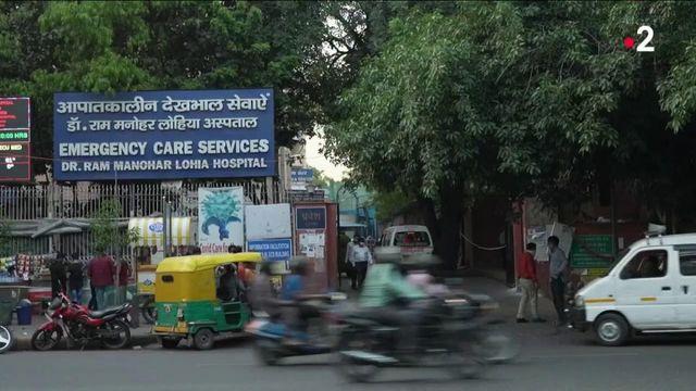 Inde : le pays fait face à un nouveau variant, doublement mutant