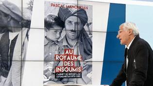 Pascal Manoukian, reporter de guerre (CAPTURE D'ÉCRAN FRANCE 3)